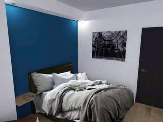 Renovation d'un appartement Marseillais par Emilie Granato Architecture d'intérieur