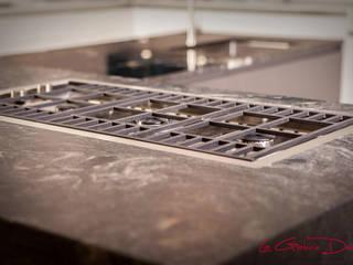 Warwick, Warwickshire Modern kitchen by La Galerie Design Studio Modern
