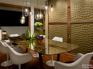 Modern Dining Room by BERLINRODEO interior concepts GmbH Modern