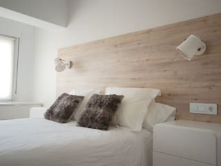 Habitaka diseño y decoración BedroomAccessories & decoration Kayu White