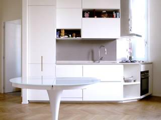 Кухни в . Автор – Atelier delle Verdure, Скандинавский