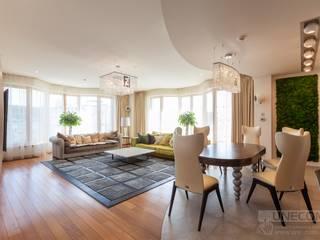 Living room by ООО 'ЮНИКОМ'