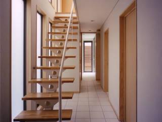 豊田空間デザイン室 一級建築士事務所:  tarz Koridor ve Hol,