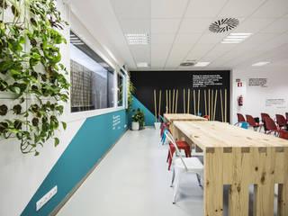 U-Talent-Room Salas multimedia de estilo ecléctico de Fran Bordell Ecléctico