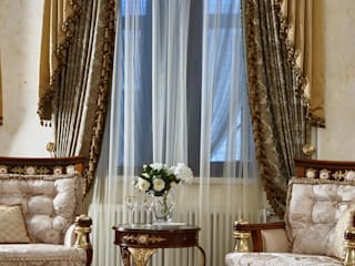 Classic style living room by Вира-АртСтрой Classic