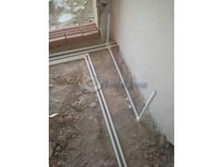 Lens İnşaat Elektrik Elektronik San.Tic.Ltd.Şti. – İzmir Narlıdere Arıkent Sitesi E Blok Komple Daire Tadilatı:  tarz