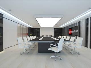 meeting room de Dies diseño de espacios Moderno