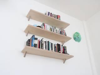 A Kitchen/Living Room fitting:   by Happenstance Workshop