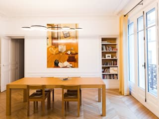 Modern dining room by ATELIER FB Modern
