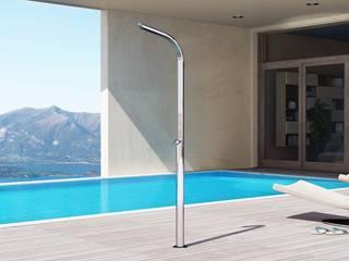 Dream Yacht doccia per esterno:  in stile  di Inoxstyle Srl