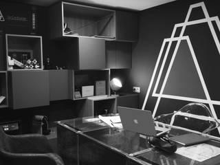 Bureau Espaces de bureaux industriels par Agence Adeline Allard Industriel