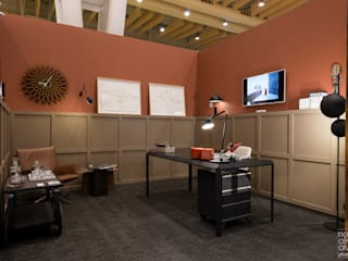 Study/office by Spaceroom - Interior Design,