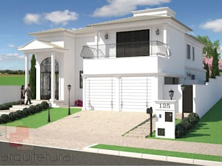 Klassische Häuser von Mais Arquitetura 34 Klassisch