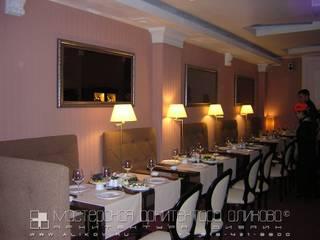 Рестор аквилон: Ресторации в . Автор – Мастерская архитектора Аликова
