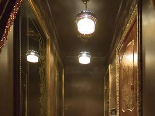 Интерьер казино ШОКОЛАД в Наб.Челнах: Гостиницы в . Автор – Мастерская архитектора Аликова