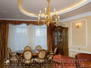 Интерьер квартиры в Беляево в Москве: Гостиницы в . Автор – Мастерская архитектора Аликова