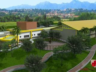 Sede para Equoterapia Prosseguir de Araxá:   por Mais Arquitetura 34