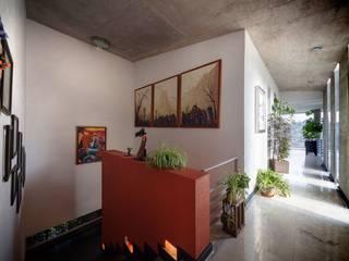 Casa Estar: Casas de estilo  por REC Arquitectura