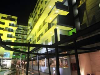 Departamentos Parview: Casas de estilo  por REC Arquitectura