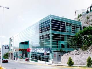 Plaza Parque Granada Estudios y despachos modernos de REC Arquitectura Moderno