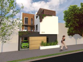 Casas de estilo  de Arqternativa, Moderno