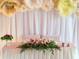 Декор свадьбы :  в . Автор – Школа-студия декора 'Свадьба мечты'