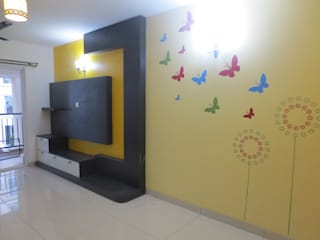 modern  von HCD DREAM Interior Solutions Pvt Ltd, Modern