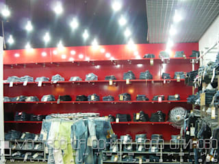 магазин джинсов во Владикавказе: Офисы и магазины в . Автор – Мастерская архитектора Аликова