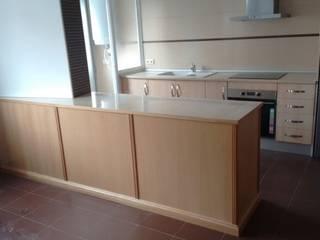 Cooperativa de la madera 'Ntra Sra de Gracia' CocinaEstanterías y gavetas Derivados de madera Acabado en madera