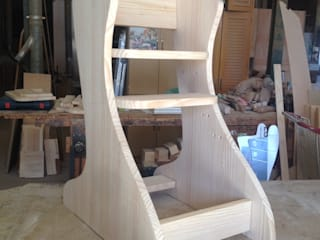 Cooperativa de la madera 'Ntra Sra de Gracia' Dormitorios infantiles Escritorios y sillas Madera Acabado en madera