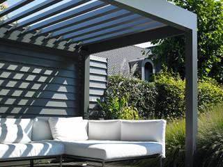 Terrassendach derraumhoch3 Moderner Garten