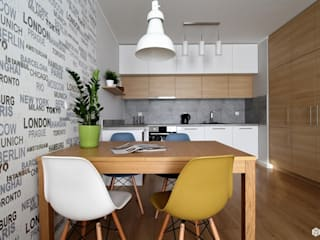 Modern kitchen by malee Modern