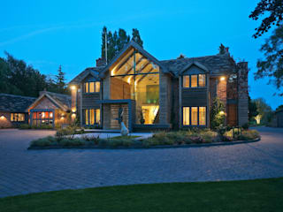Willow House, Alderley Edge, Cheshire by Reid Architects