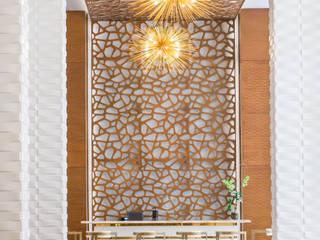 WallArt 3d Wall Decor 'Vaults' in Waldorf Astoria Hotel in Panama:  Corridor & hallway by WallArt 3D Wall Decor