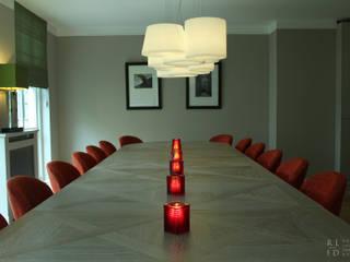 RL-ID Vergaderzaal Pavlov Den Haag:  Studeerkamer/kantoor door Robbert Lagerweij Interior Design