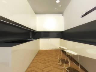 Flavia Benigni Architetto Cocinas de estilo moderno