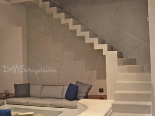 Remodelacion Casa de Playa Casas modernas: Ideas, diseños y decoración de DMS Arquitectas Moderno