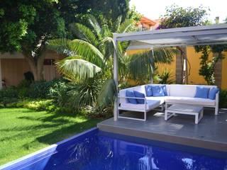 """Ca Nostra"" single family house and swimming pool by Tono Vila Architecture & Design Mediterranean"