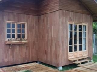 Ruang Komersial Gaya Rustic Oleh Casa Charme Rustic