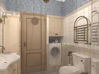 Альбина Крджалийская: Ванные комнаты в . Автор – Мастерская архитектора Аликова
