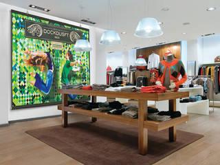 TU DISEÑAS NOSOTROS IMPRIMIMOS Paredes y suelos de estilo moderno de Shoptoshop.com Moderno