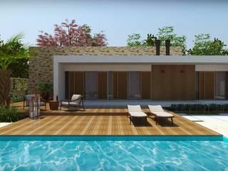 modern Houses by Cíntia Schirmer | Estúdio de Arquitetura e Urbanismo
