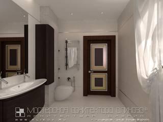 Modern Bathroom by Мастерская архитектора Аликова Modern