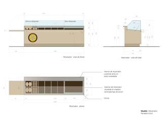 Oleh Lucy Attwood Interior Design + Architecture