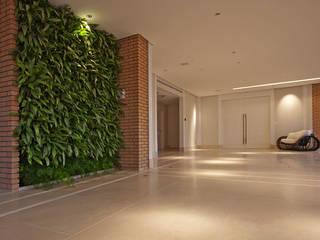 personalizaçao de apartamento: Salas de estar  por NAHAS NETO ARQUITETURA PLANEJAMENTO E CONSTRUÇÃO