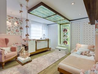 Nursery/kid's room by Bernacki Arquitetura, Modern