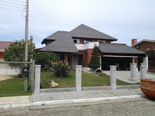 CoberTech Shingles do Brasil Modern houses