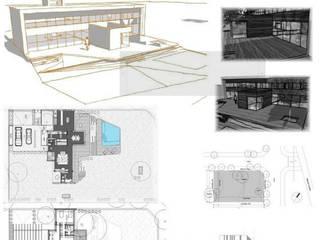 Modern home by AUREA Estudio de Diseño Modern