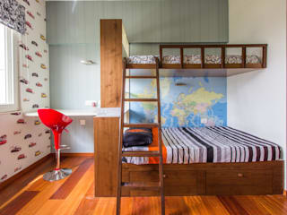 Nursery/kid's room by In Built Concepts