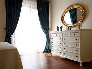 Öykü İç Mimarlık – Akasya Residence 1:  tarz Yatak Odası